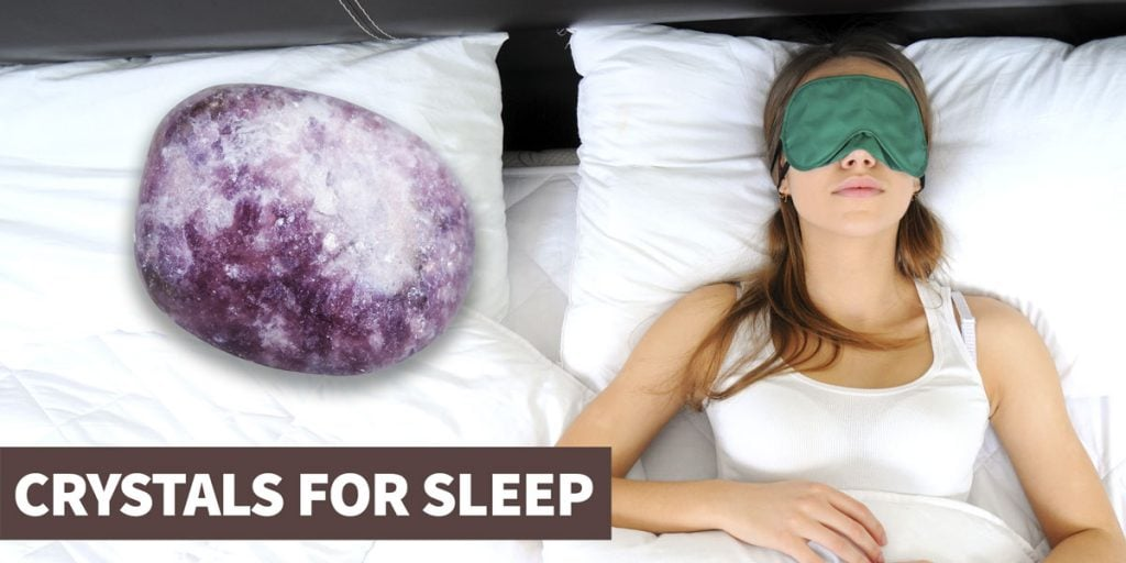 A guide to crystals for sleep