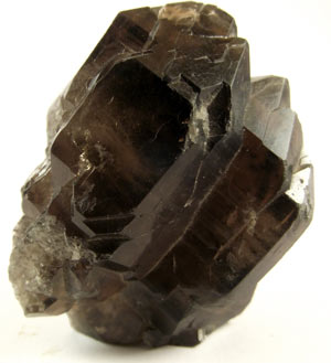Smoky quartz untumbled