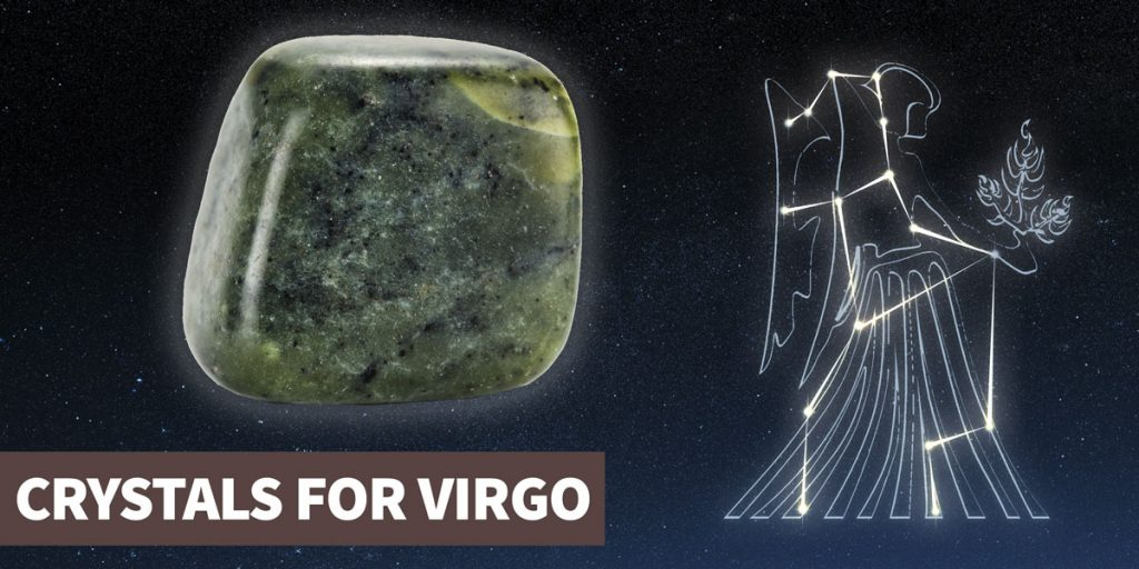 Crystals for Virgo