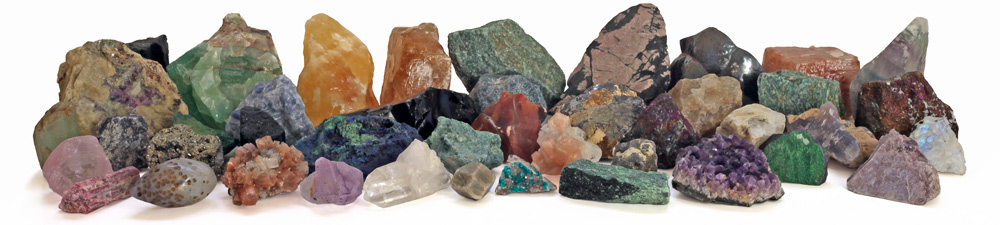 A guide to crystals and stones
