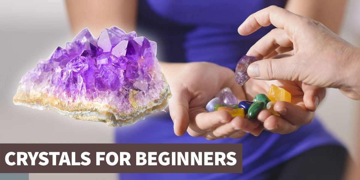 A guide to the best crystals for beginners