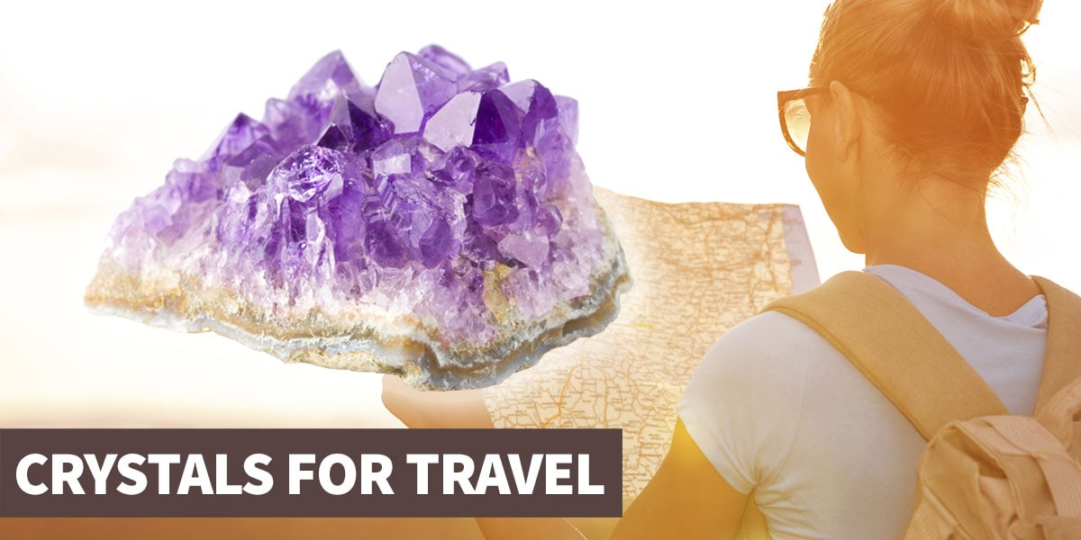 A guide to the best crystals for travel safety