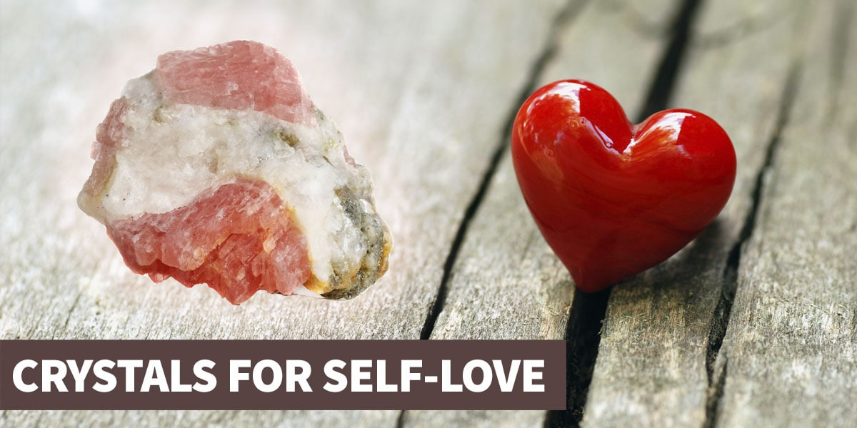 A guide to the best crystals for self-love and self-acceptance