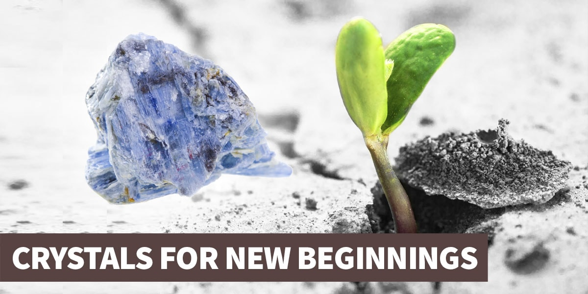 A guide to the best crystals for new beginnings and fresh starts