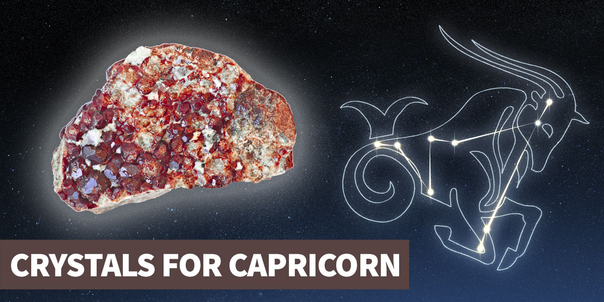 A guide to crystals for capricorn