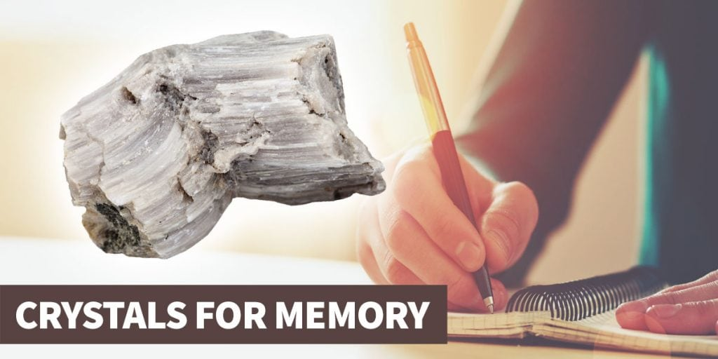 A guide to the best crystals for memory