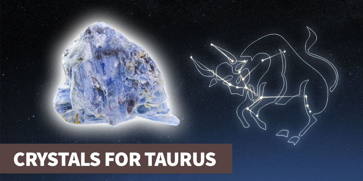 A guide to crystals for taurus