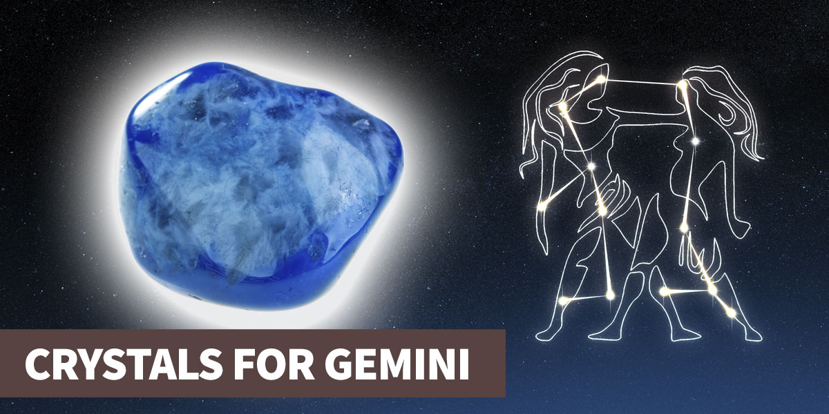 A guide to crystals for Gemini