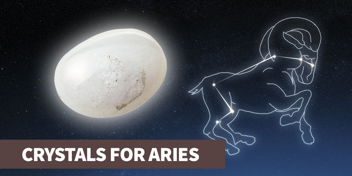 A guide to stones for Aries (picture of Rarm)