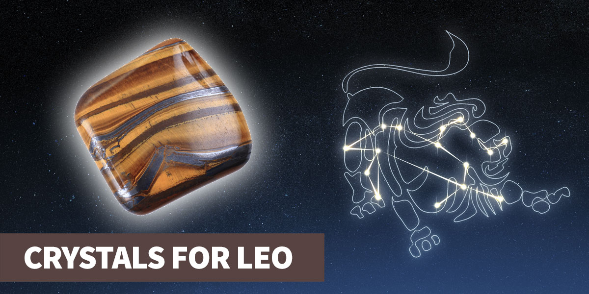 A guide to the best crystals for Leo Zodiac sun sign