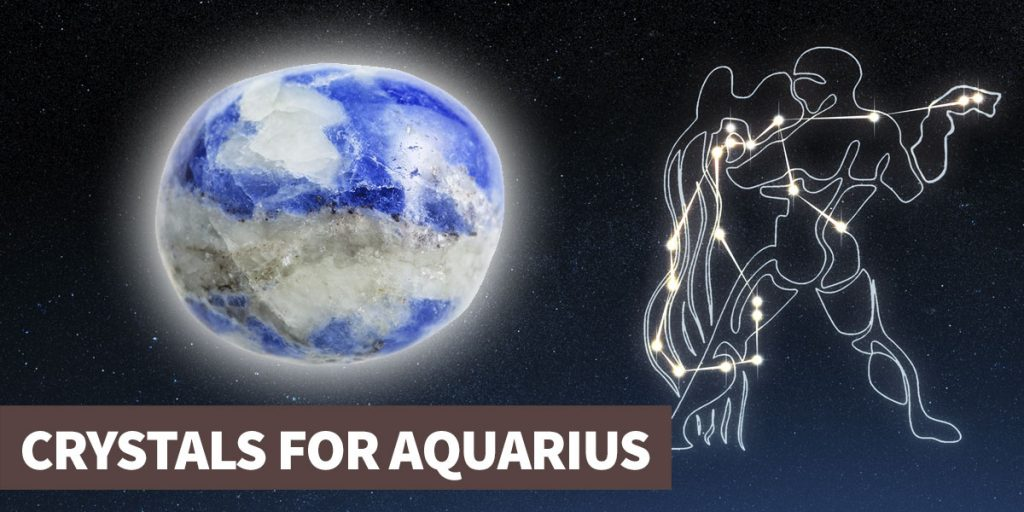 A guide to the best crystals for aquarius