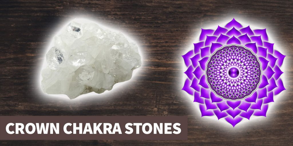 A guide to Crown Chakra stones