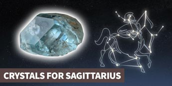 A guide to the best crystals for Sagittarius