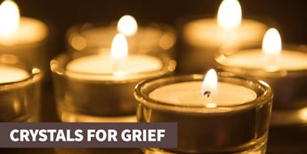 A guide to crystals for grief and loss