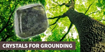 A guide to crystals and stones for grounding