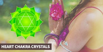 Best crystals for the heart chakra