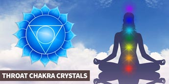 Crystals for throat chakra