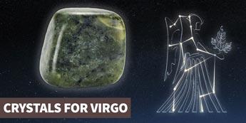 Crystals for Virgo