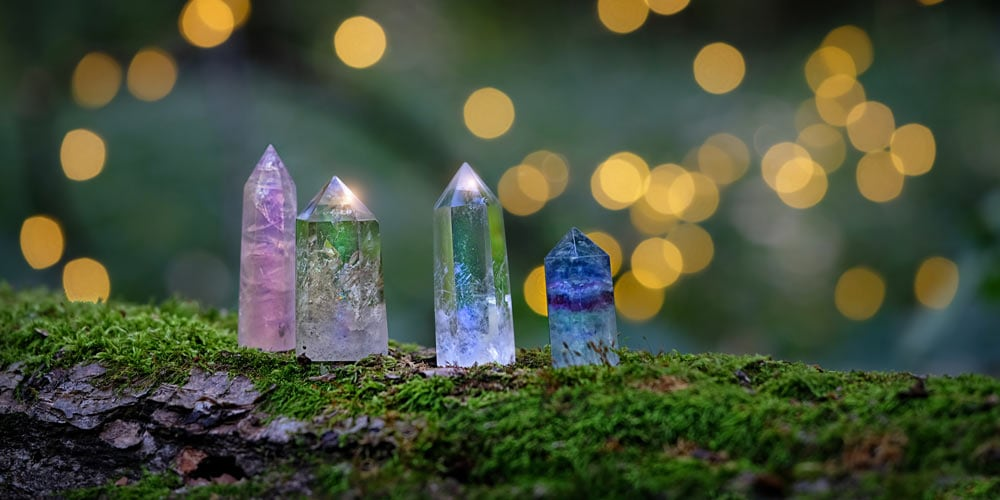 Can you combine multiple crystals?